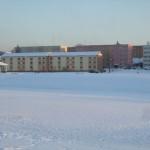 Winter in Valga